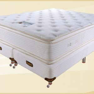 Colchon Elite Resortes Pillow Top