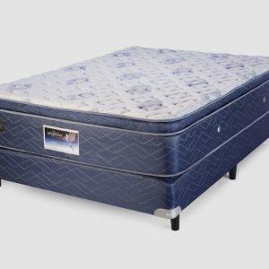 Conjunto somier Golden Flex  200*160*30 Pillow