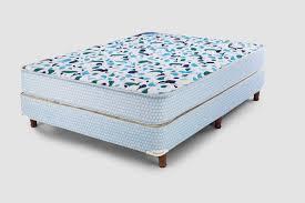 Conjunto Sommier Comfort 140*190