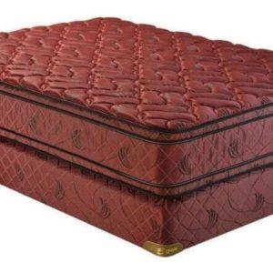 Conjunto somier BORDEAUX 140*190 Pillow Europeo